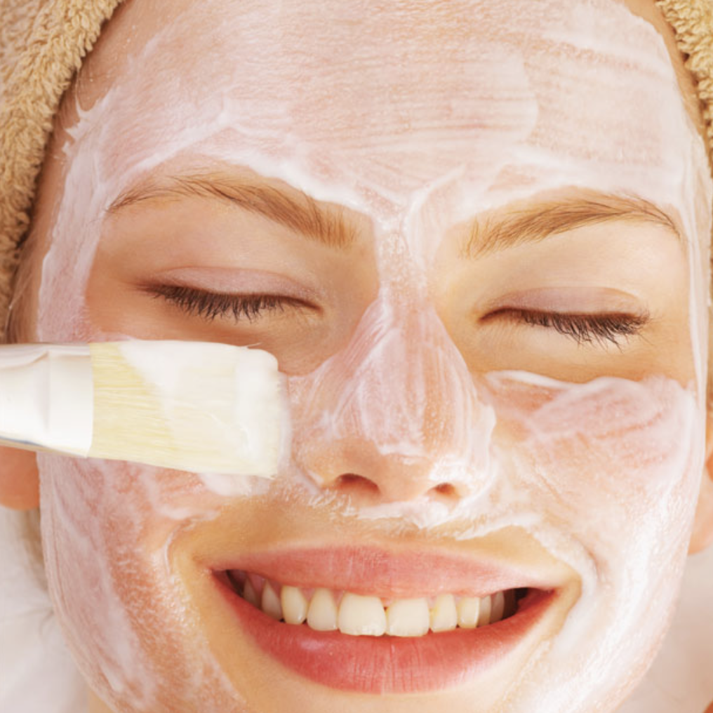 Signature facial from Sharon's Spa, customized to your needs.